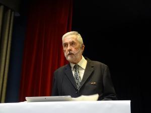 Dr. med. Walter Neussel, 1. Vorsitzender des PSP