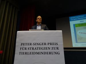 Prof. Dr. Folkhard Isermeyer, Präsident des Thünen-Instituts, Braunschweig