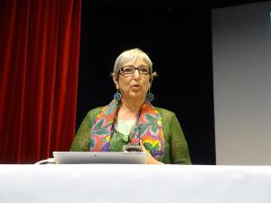 Dr. Heidemarie Ratsch, Präsidentin der Tierärztekammer Berlin